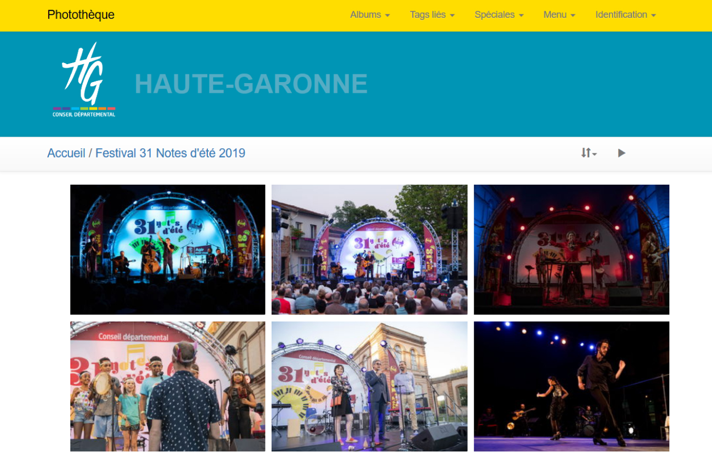 Haute Garonne County Council